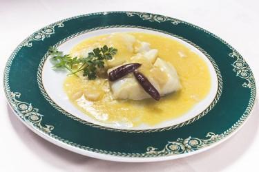 Uno de nuestros platos principales en el Restaurante Los Albardinales