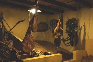 El Restaurante Los Albardinales y el Jamón de Bellota 36 meses